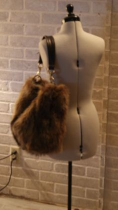 Hey, I found this really awesome Etsy listing at http://www.etsy.com/listing/159839854/designer-large-hobo-fur-purse