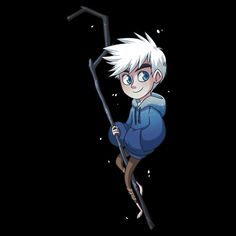 [ RoTG – Jack Frost T-Shirt ]