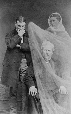 Ghost - Victorian trickery
