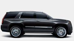 2015 Cadillac Escalade Side View 600x337 2015 Cadillac Escalade Reviews and Price