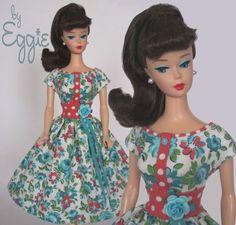 Southwest Getway - Vintage Reproduction Barbie Doll Dress Clothes Fashions #Fanfare