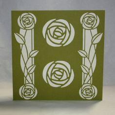 A tribute to my hero, Charles Rennie Mackintosh $6