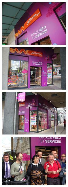 MOSWO | transport | Keolis | Setram | | vitrine | identité | espace | vélo | services | inauguration | lancement | déclinaison | marque