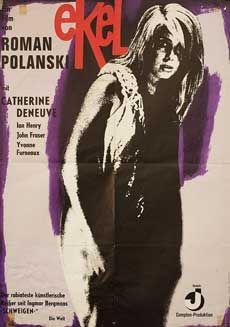Posteritati - REPULSION 1965 German 23x33