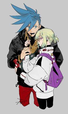 Manga Art, Manga Anime, Anime Art, Gay Art, Character Design Inspiration, Anime Style, Gurren Lagann, Anime Guys, Art Reference