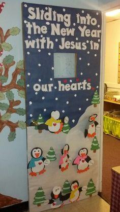 Sherri Berry's January door