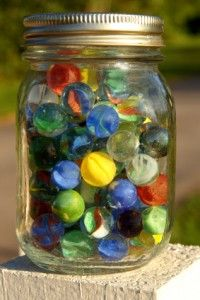 Fill the jar with a couple of marbles when the whole class does something well or fully participate in the lesson. (At the beginning, you should inform them about the criteria for getting marbles.) When the jar is filled, you can do a fun activity or watch a film