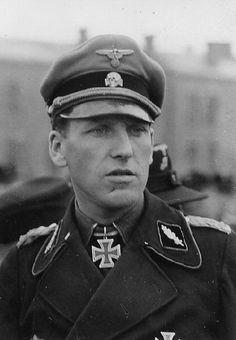 """■ SS-Staf Johannes-Rudolf Mühlenkamp (1910-1986) RKE Divisionsführer 5.SS-Panzer Division """"Wiking"""""""