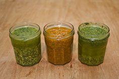 Pesto, ein leckeres Rezept aus der Kategorie Saucen & Dips. Bewertungen: 90. Durchschnitt: Ø 4,4.
