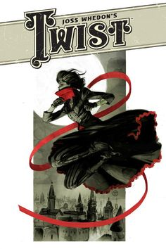 """Joss Whedon to Tackle Comic Project on """"Victorian Female Batman""""."""