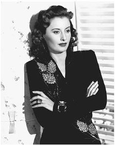 A Person in the Dark: BARBARA STANWYCK: STRONG THE STANWYCK WAY