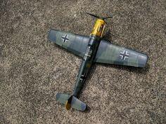 Eduard 1/48 scale Bf 109 E-1 by Pablo Angel Herrera: Image