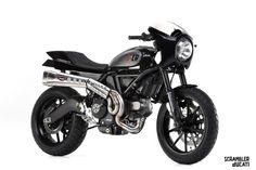 Ducati to unveil three limited edition Scramblers at Verona Motor Bike Expo 2015