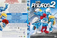 Los pitufos 2 (DVD)