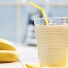 Go-Go Banana-Peanut Butter Smoothie Recipe on Yummly