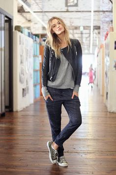 Casual Ways To Wear Jogger Pants (2)