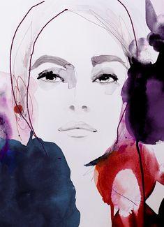 Rouge Noir - Leigh Viner