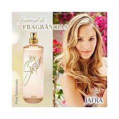 Perfume Feminino Sensation Jafra
