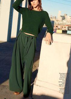 #ClippedOnIssuu a partir de Vogue 032016UK