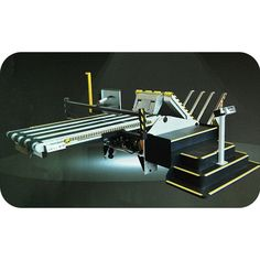 Semi-Auto Pre-Feeder   1. MAX speed:200 sheets /min  2. Feeding Specification  A. MAX Sheet Size:1600mm*3000mm  B. MIN Sheet Size:300mm*600mm  3. MAX Stack length:1700mm  4. MAX stock:4 stack/plate  5. MAX Stack height:1800mm  6. MAX Stack load:1600kg  http://klcartonmachinery.com/semi-auto-pre-feeder