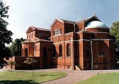 chapel at the Royal Military Academy Sandhurst