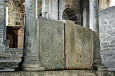 Santa Cristina, Romanesque, Santa Maria, Visigothic, Art History, Nail Art, Ancient Art, Rocks, Sculpture