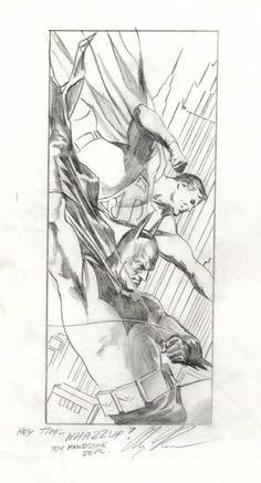 Alex Ross Superman/Batman