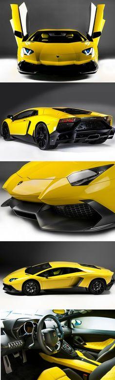 Lambo Aventador LP720-4 50th anniversary http://revista.webmotors.com.br/sal%C3%B5es/lamborghini-lanca-versao-especial-do-aventador-para-celebrar-os-50-anos-da-marca/1333466734557