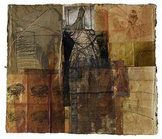 "Fran Skiles, Ground Matter 36x42"""