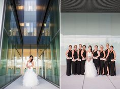 Tampa Museum of Art Wedding by Bára Miller Photography | Tampa ...
