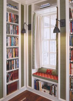 http://www.houzz.com/swing-arm-curtain-rod-ideas