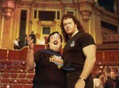 Paul Bearer & Undertaker