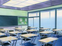 Kakegawa Boys High School : Classroom Scenery Background, Scenery Wallpaper, Wallpaper Backgrounds, Colorful Backgrounds, Wallpapers, Anime Classroom, School Classroom, Teachers Room, Classroom Background