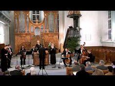 """""""Ich bin vergnügt mit meinem Glücke"""" - our most up to date video. J. S. Bach-Foundation St. Gallen under Rudolf Lutz."""