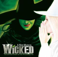 Wicked - A New Musical   CD   ABC Shop