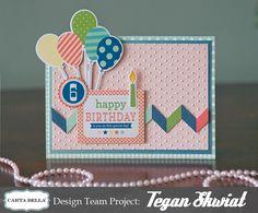 Birthday Card Trio  **Carta Bella** - Scrapbook.com