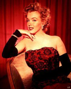 Marilyn Monroe by Bob Landry