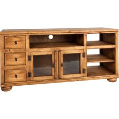 Colima Rustic TV Stand