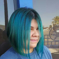 Hair by Evy in Torrance. 424 215-8362
