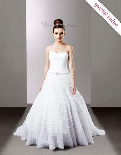 Wedding :: Bridal Collection :: Viola Chan :: wedding dress - SWG9902 -