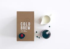 Darlo Coffe Co. Boxed Cold-Brew Coffee - Broadsheet