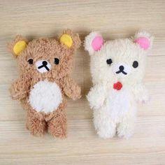 Rilakkuma teddybeer mobiel hoesjes