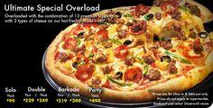 Pizza – Overload – Greenwich Pizza & Pasta  Greenwich @ Upper Ground Floor, North Wing #SMSanLazaro