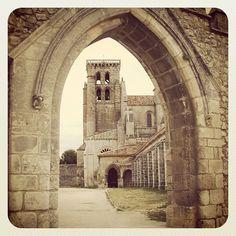 Photo from the Instacanvas gallery for fotoludena. #Burgos Monasterio de las Huelgas