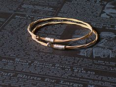 Guitar String Bangle....
