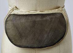 Bustle Date:1895–1905 Culture:probably American Medium:cotton