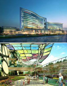 Healing Arts: 15 Outstanding Hospital