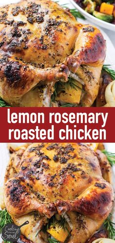 Whole Chicken Recipes Oven, Whole Baked Chicken, Roast Chicken Recipes, Roast Chicken And Stuffing, Roast Chicken On The Grill, Roaster Oven Recipes Chicken, Roasting Chicken In Oven, Whole Roast Chicken Recipe, Stuffed Whole Chicken