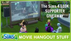 The Sims 4 | 10K SUPPORTER GIVEAWAY