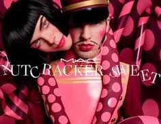 Ro&Ro Beauty Blog: Nutcracker Sweet - Mac Cosmetics